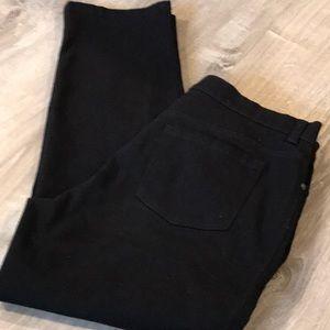 🖤 Gloria Vanderbilt ~Amanda~~Black Jeans 🖤